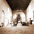 Abruzzo, Laquila, Paganica, Madonna Del Castello by Litz Collection