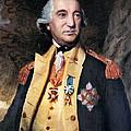 Baron Friedrich Von Steuben by Granger