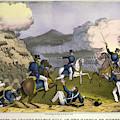 Battle Of Monterrey, 1846 by Granger