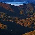 Blue Ridge Mountains by Mountains to the Sea Photo