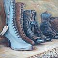 6 Boots by Linda Hall