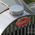 Bugatti Type 57 by Neil Zimmerman