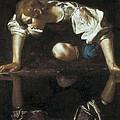 Caravaggio, Michelangelo Merisi Da by Everett