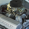 Chevrolet Engine by Jill Reger