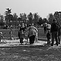 Children Playing Inside The Blair Drummond Safari Park by Ashish Agarwal