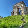 Christchurch Castle by Chris Day