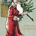 Christmas Card by English School