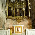 Church Of The Holy Sepulchre In Jerusalem by Sarka Olehlova