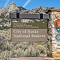 City Of Rocks by Elijah Weber