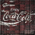Coca Cola Sign by John Stephens