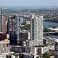 Downtown Austin Texas  by Bill Cobb