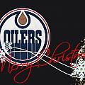 Edmonton Oilers by Joe Hamilton