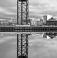 Finnieston Crane Glasgow by John Farnan
