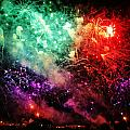 Fireworks by Carol Toepke