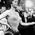Gina Lollobrigida by Silver Screen