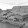 Gloucester Docks by Luis Alvarenga