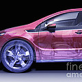 Hybrid Car by Science Picture Co