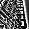 Lloyd's Of London Building by David Pyatt