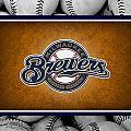 Milwaukee Brewers by Joe Hamilton