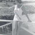Miss Florida 1960 by Robert Floyd