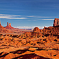 Monument Valley by Brian Jannsen