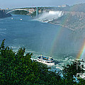 Niagara Falls by Gregory Dyer