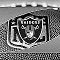 Oakland Raiders by Joe Hamilton