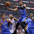Oklahoma City Thunder V Los Angeles by Stephen Dunn