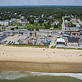 Old Orchard Beach, Maine by Dave Cleaveland