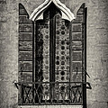 Old World Window by Dobromir Dobrinov