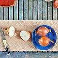 Onions by Tom Gowanlock
