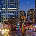 Salt Lake City Utah by Douglas Pulsipher