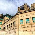 Secret Service Building London by David Pyatt