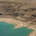 Sinkholes In Northern Dead Sea Area by Ofir Ben Tov