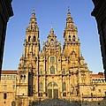 Spain. Santiago De Compostela by Everett