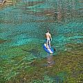 Standup Paddle Board by Elijah Weber