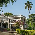 The Aga Khan Palace by Kiran Joshi