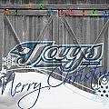 Toronto Blue Jays by Joe Hamilton