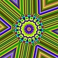6 Triangle Design by Tracie Howard