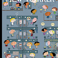 New Yorker March 2nd, 2009 by Ivan Brunetti