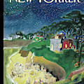 New Yorker August 11th, 2008 by Jean-Jacques Sempe