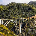 604 Det  Big Sur Bridge by Chris Berry