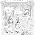 New Yorker April 16th, 2007 by Roz Chast