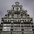 62 Damrak Amsterdam Squared by Teresa Mucha
