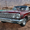 '63 Impala by Victor Montgomery