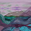 633 - A Dark Stormy Day   by Irmgard Schoendorf Welch