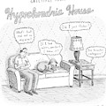 New Yorker December 24th, 2007 by Roz Chast