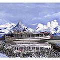 Alaska Yachting by Jack Pumphrey