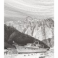 Desolation Sound Quiet Anchorage     by Jack Pumphrey