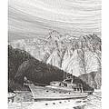 Desolation Sound Quiet Anchorage     by Jack Pumphrey